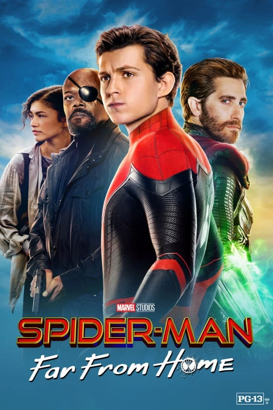 Spider-Man-FarFromHome